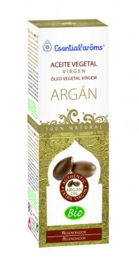 ACEITE ARGAN VEGETAL VIRGEN 50ML ESENTIAL *ENC