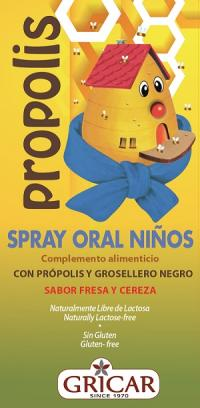 PROPOLIS SPRAY ORAL NIÑOS 15ML