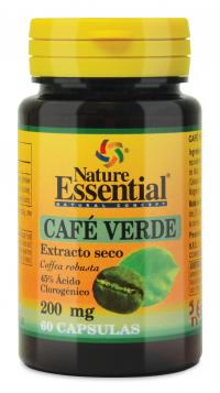 CAFE VERDE 200MG (EXT.SECO) 60 CAPS