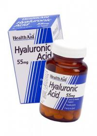 HEALTH AID ACIDO HIALURONICO 55 MG 30 COMP *ENC