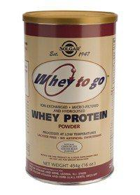 WHEY TO GO (PROTE.CHOCO 450 GR)*ENC