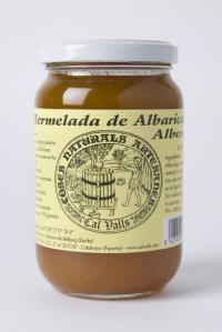 MERMELADA ALBARICOQUE NATURAL 400G *ENC