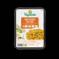 ARROZ BASMATI CON CURRY BIO 265 GR