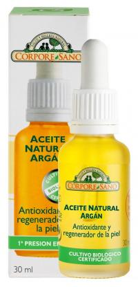 ACEITE NATURAL ARGAN 30 ML
