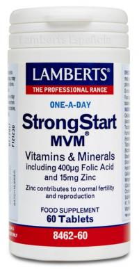 STRONGSTART MVM 60 TABLETAS *ENC