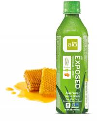 ALO EXPOSED ZUMO ALOE VERA C/ MIEL 500ML