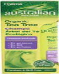TEA TREE CHAMPU 250 ML -AUSTRALIANO-